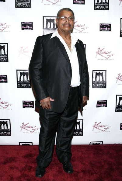 Rocky Johnson at the Unite in the Fight... to Knockout Bullying at the Hard Rock Cafe New York/ Source: Getty Images