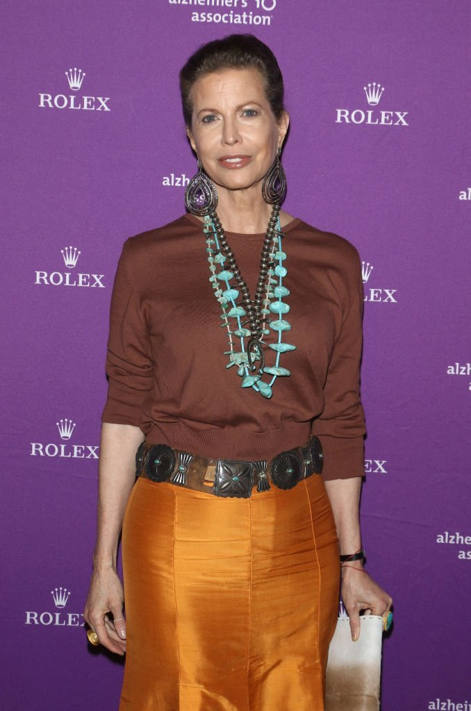 Diandra Luker at the 35th Annual Alzheimer's Association Rita Hayworth Gala on October 23, 2018 | Photo: GettyImages