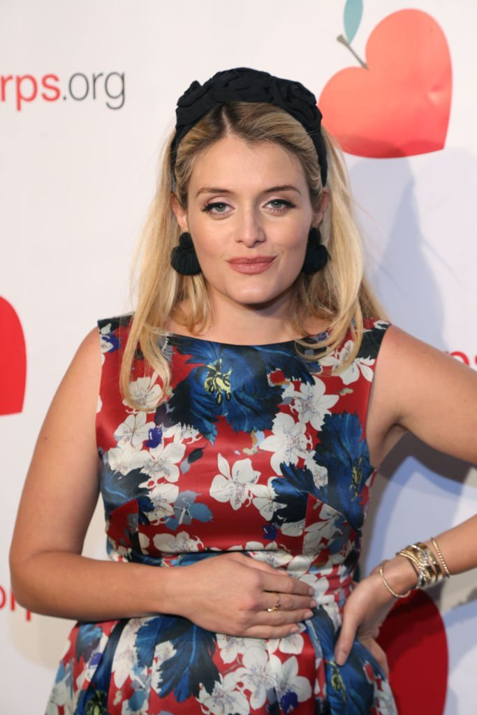 Daphne Oz attends the HealthCorps 13th Annual Gala at Cipriani 25 Broadway | Photo: Getty Images