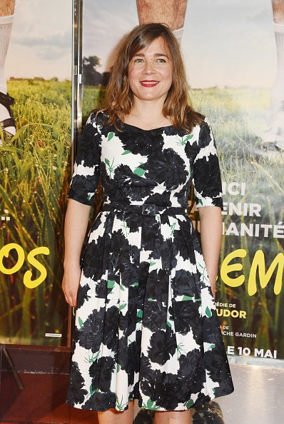 Blanche Gardin à l'UGC Cine Cite Les Halles le 9 mai 2017 à Paris, France. | Photo : Getty Images