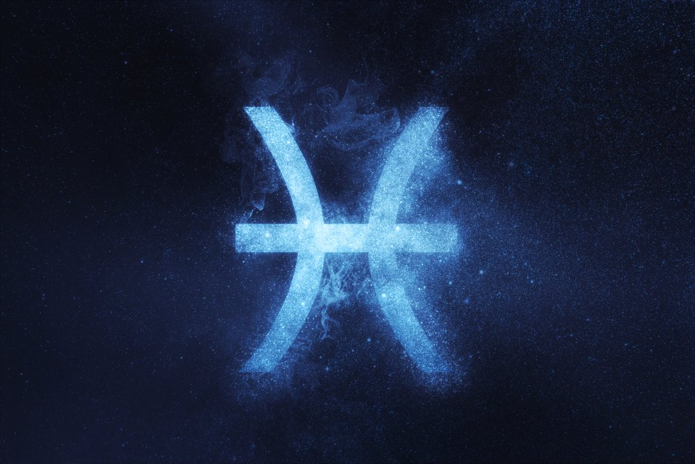 A photo of the Pisces sign. | Photo: Shutterstock