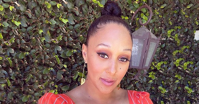Tamera Mowry Shares Sweet Throwback Photo with Her Cousin and Best Friend Jerome Wiggins