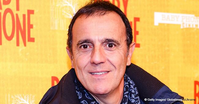 L'animateur Thierry Beccaro. l Source: Getty Images