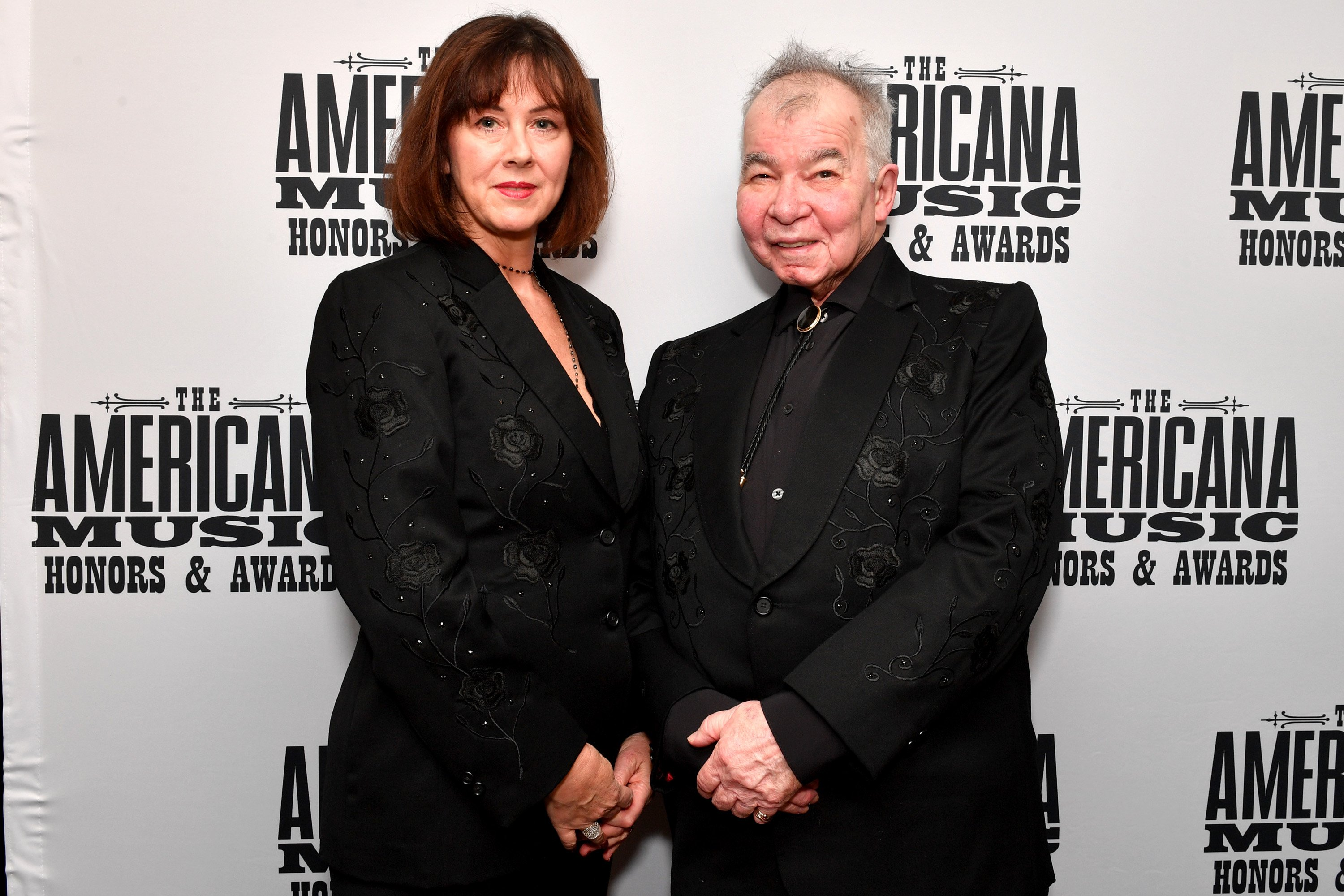 Fiona Prine and John Prine attend the 2019 Americana Honors & Awards on September 11, 2019, in Nashville, Tennessee. | Photo: Getty Images.