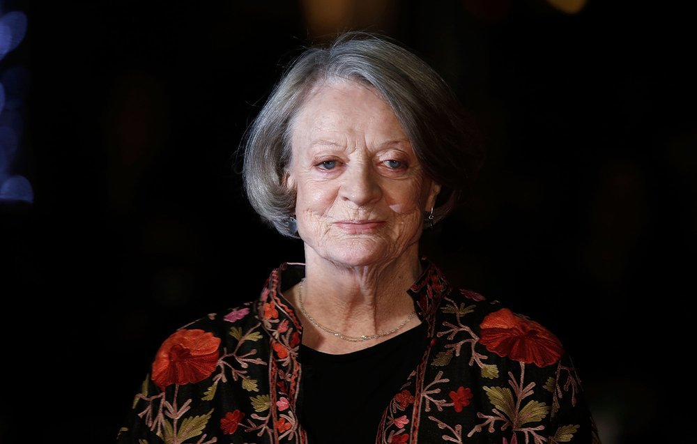 Maggie Smith. I Image: Getty Images.