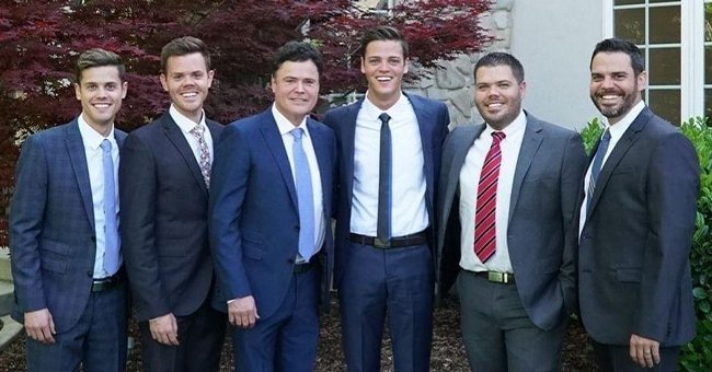 Donny Osmond Shares Rare Picture With All His Grown-up Sons Together