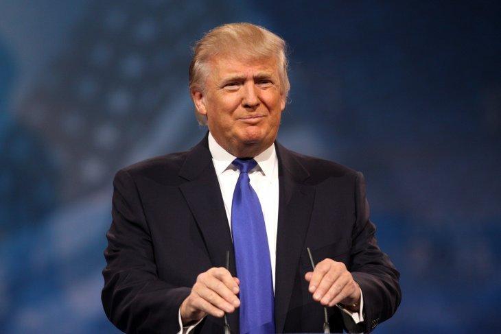 Donald J. Trump. l Source : Getty Images