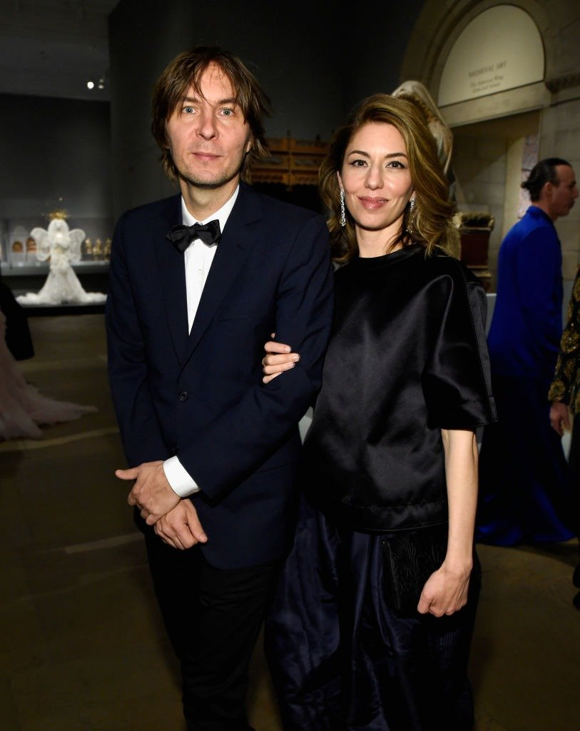 Thomas Mars and Sofia Coppola attend the Heavenly Bodies: Fashion & The Catholic Imagination Costume Institute Gala at The Metropolitan Museum of Art on May 7, 2018 in New York City   Photo: Getty Images