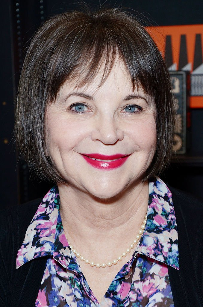 "Cindy Williams discusses and signs copies of ""Shirley, I Jest!: A Storied Life"" in West Hollywood, California on June 27, 2015 