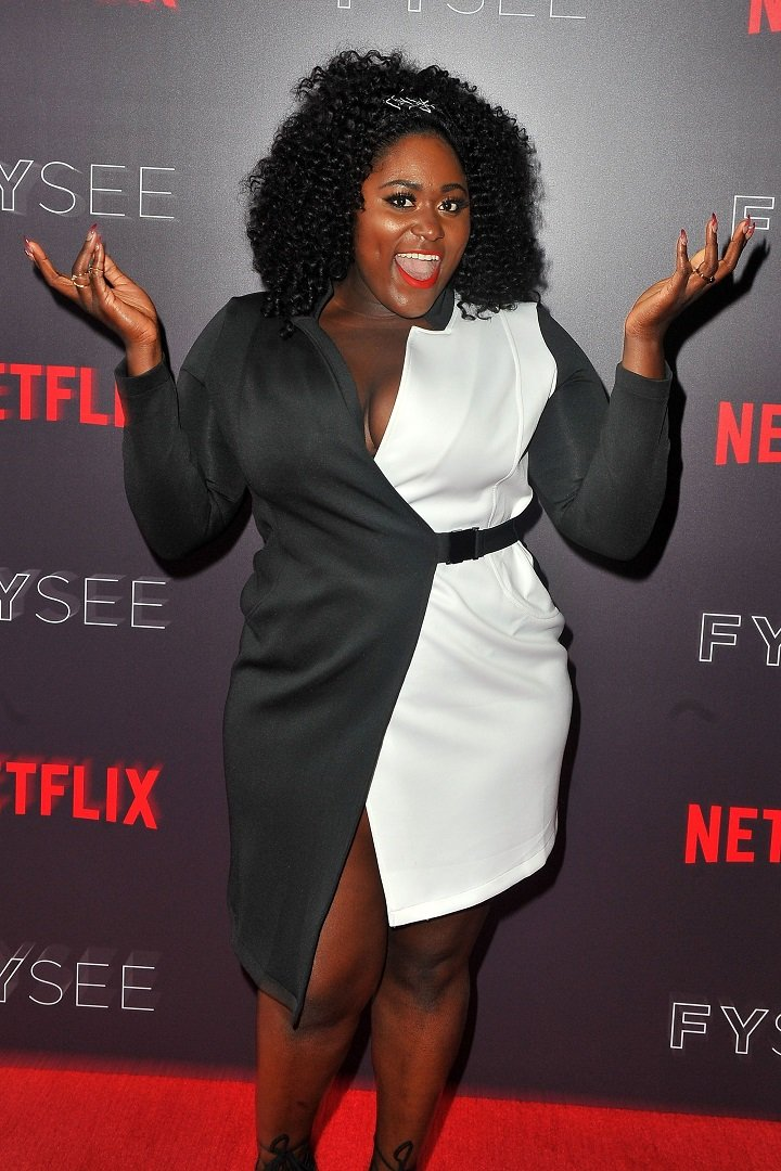 Danielle Brooks attending Netflix #FYSee 'Scene Stealers' at Netflix FYSee Space in Beverly Hills, California in May 2018. | Image: Getty Images.