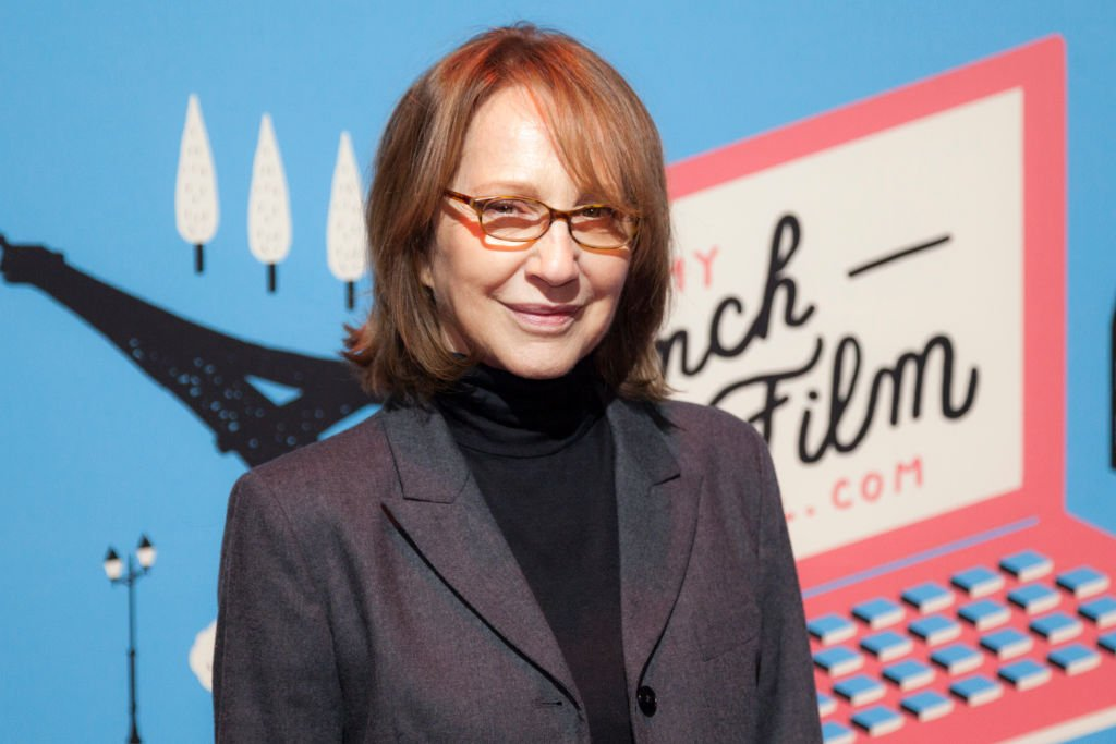 Nathalie Baye during the opening ceremony of the 6th 'My French Film Festival' at the Eiffel Tower on January 17, 2016, Paris, France. | Photo : Getty Images