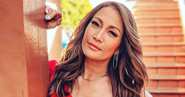 Carrie Ann Inaba, 53, Looks Half Her Age as She Stuns in a Red Dress a Week after Her Birthday
