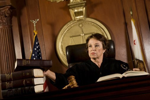 A Female Judge | Photo:Getty Images