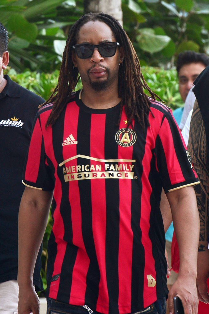 Lil Jon is seen at the Melody Maker Hotel on March 11, 2019 in Cancun, Mexico | Photo: Getty Images