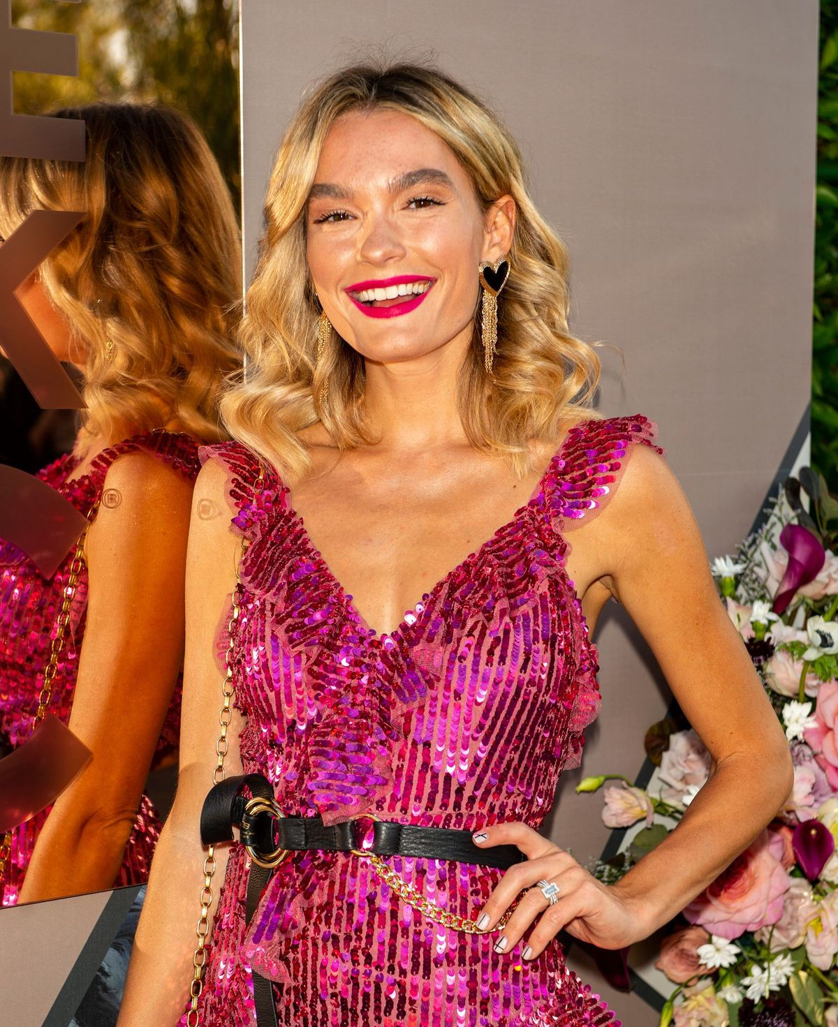 Quigley aka Casey Goode at the Fashion Island's StyleWeek Presented By SIMPLY on September 13, 2019 in Newport Beach, California | Photo: Getty Images
