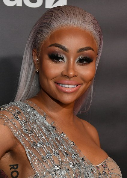 "Blac Chyna attends ""The Real Blac Chyna"" Atlanta Premiere screening on July 14, 2019 