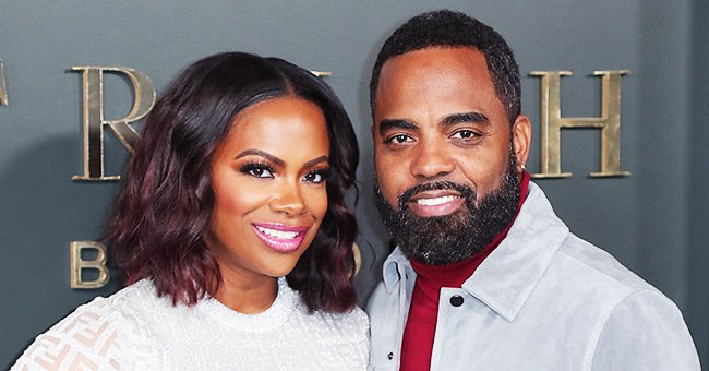 Kandi Burruss and Todd Tucker's Daughter Blaze Smiles in a Photo with Dad
