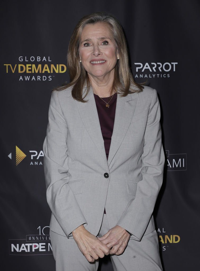 Meredith Vieira attends the 2nd Annual Global TV Demand Awards at Fontainebleau Hotel on January 21, 2020 | Photo: Getty Images