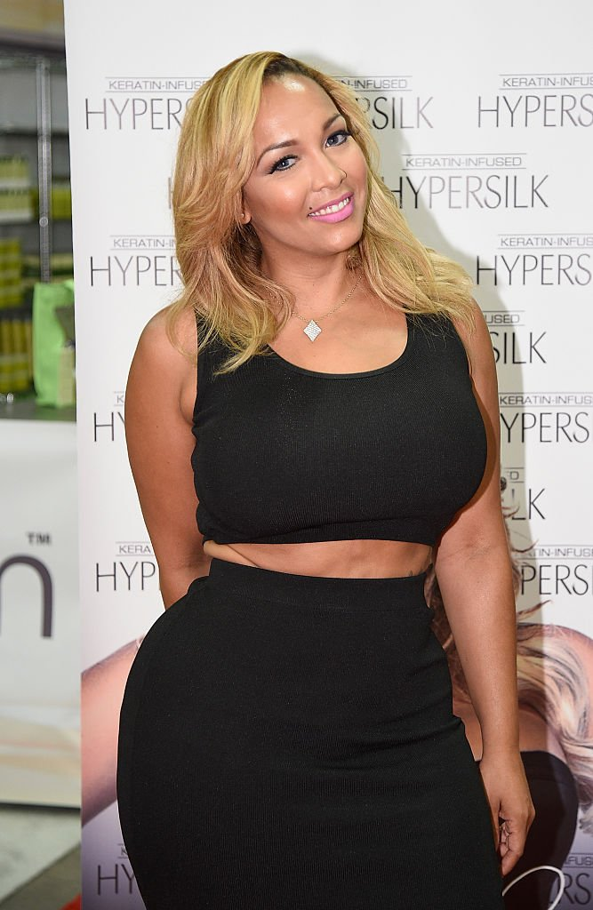 Kimbella at the Latina Beauty, Hair & Wellness Expo on July 18, 2015 in New Jersey | Photo: Getty Images
