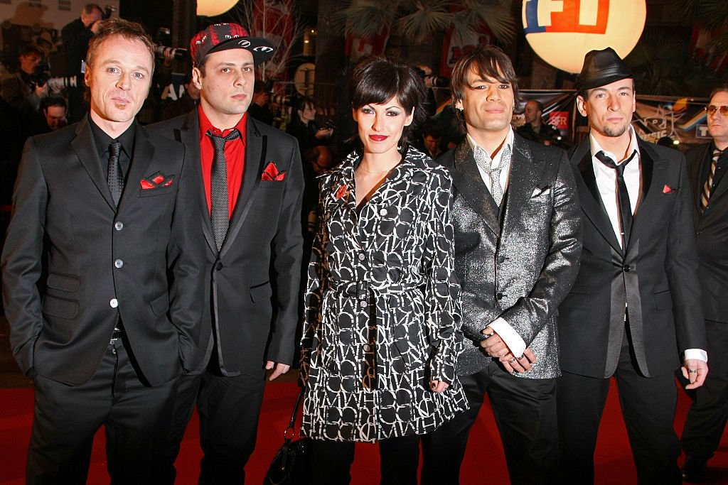 Superbus aux NRJ Music Awards, 2008 | Source : Getty Images