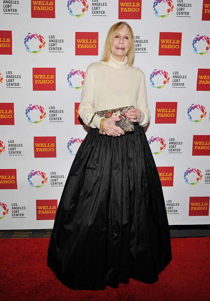 Sally Kellerman arrives at the Los Angeles LGBT Center 46th Anniversary Gala Vanguard Awards in 2015. | Source: Getty Images