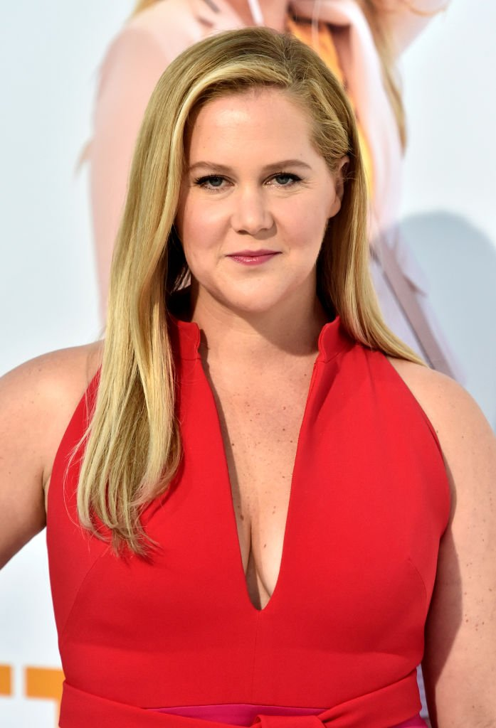 "Amy Schumer atttends the Premiere Of STX Films' ""I Feel Pretty"" 
