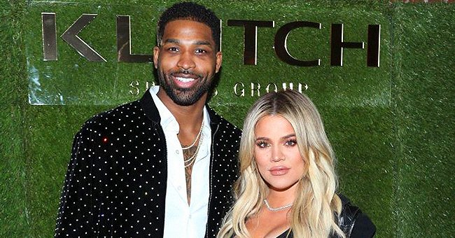 Khloé Kardashian Poses With Her Curly-Haired Daughter — Does She Look More Like Her Dad?