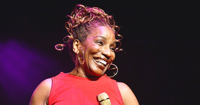 Watch Stephanie Mills Singing on Stage in a Throwback Video