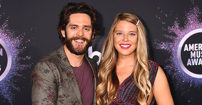 Thomas Rhett Recalls Living Completely Different Life from Wife Lauren When She Was Pregnant