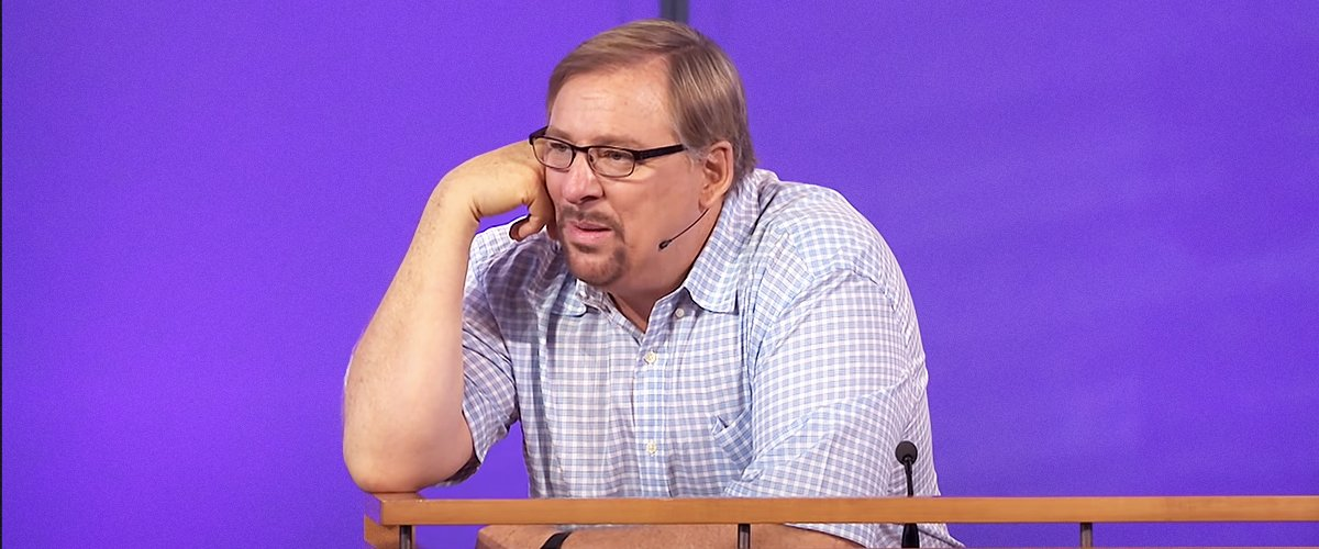 Rick Warren's Son Matthew Took His Life at 27 — Glimpse into the Pastor's Personal Life