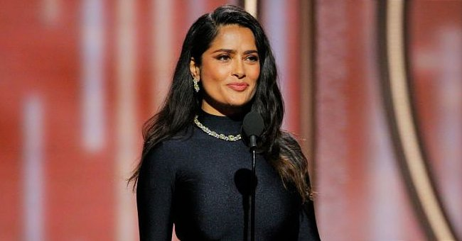 Salma Hayek Looks Beautiful in a Chocolate-Colored Bikini – See the Breathtaking Picture Here