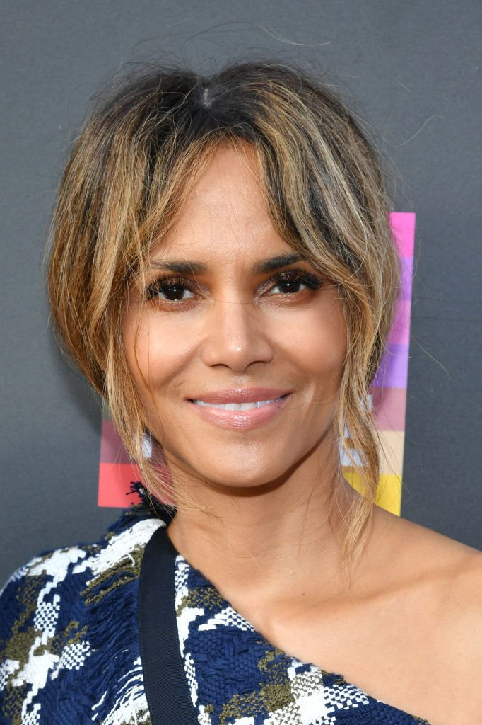 "Halle Berry attends the ""5B"" documentary US premiere on June 07, 2019, in West Hollywood, California. 
