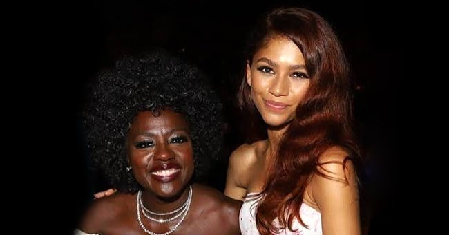 Viola Davis Celebrates Zendaya's 24th Birthday with a Cute Throwback Photo