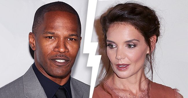 US Weekly: Katie Holmes Reportedly Said She and Jamie Foxx 'Haven't Been Together for Months'