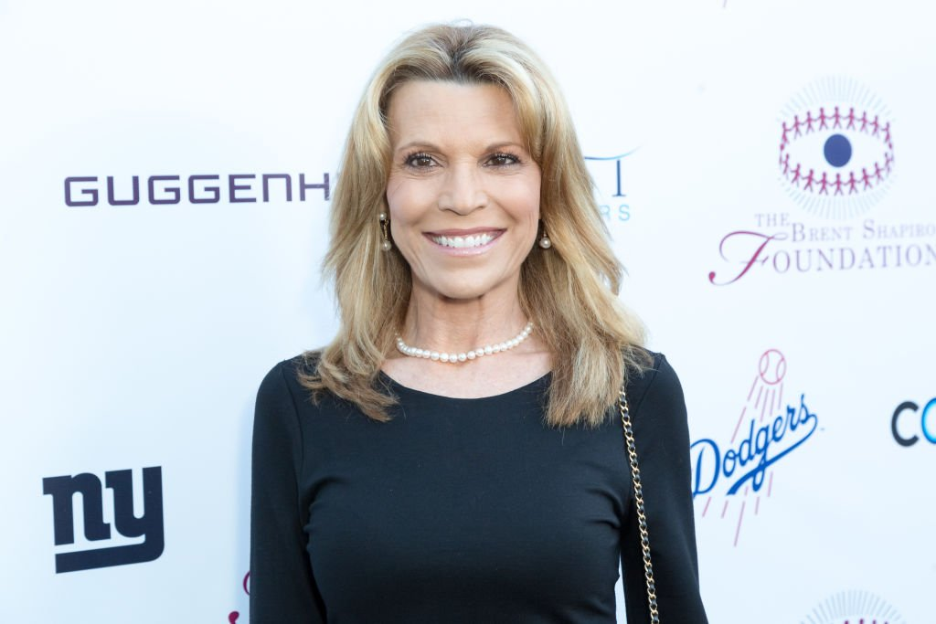 Vanna White at the Annual Brent Shapiro Foundation For Alcohol And Drug Prevention Summer Spectacular on September 9, 2017 | Photo: GettyImages