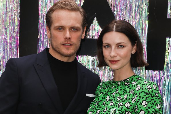 Caitriona Balfe, Sam Heughan, Los Angeles, 2019 | Quelle: Getty Images