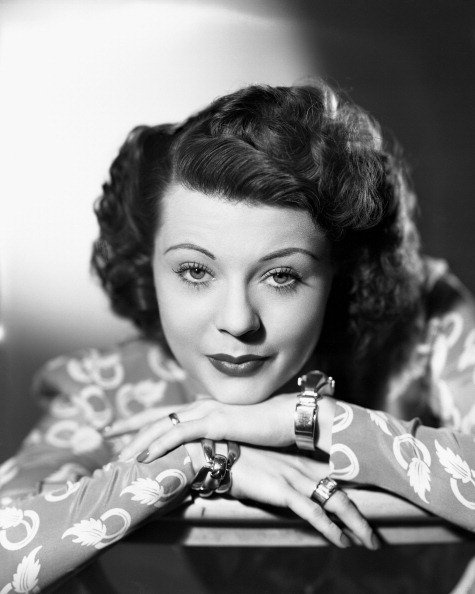 Singer/actress Harriet Nelson when she was known as Harriet Hilliard | Photo: Getty Images