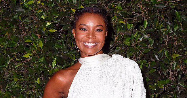 Gabrielle Union's Daughter Kaavia James Melts Hearts While Giggling and Trying to Talk in Adorable New Video