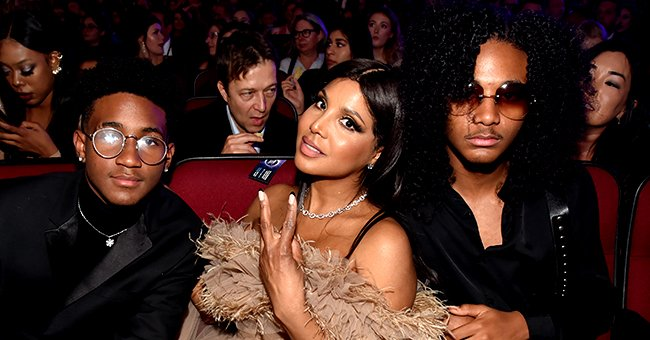 Here's How Toni Braxton's Sons & Sister Tamar Paid Tribute to the Singer on Her 53rd Birthday