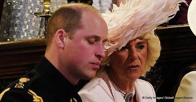 Prince William n'a, bizarrement, pas mentionné sa belle-mère, Camilla, dans un documentaire de la princesse Diana