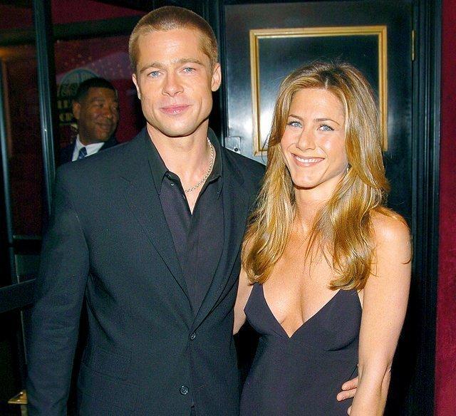 Brad Pitt and Jennifer Aniston / Photo: Getty Images