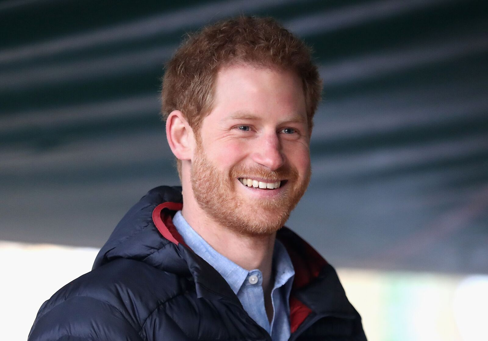 Prince Harry visits the Help for Heroes Hidden Wounds Service at Tedworth House. | Source: Getty Images