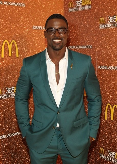 Lance Gross at the 365 Black Awards | Source: Getty Images/GlobalImagesUkraine