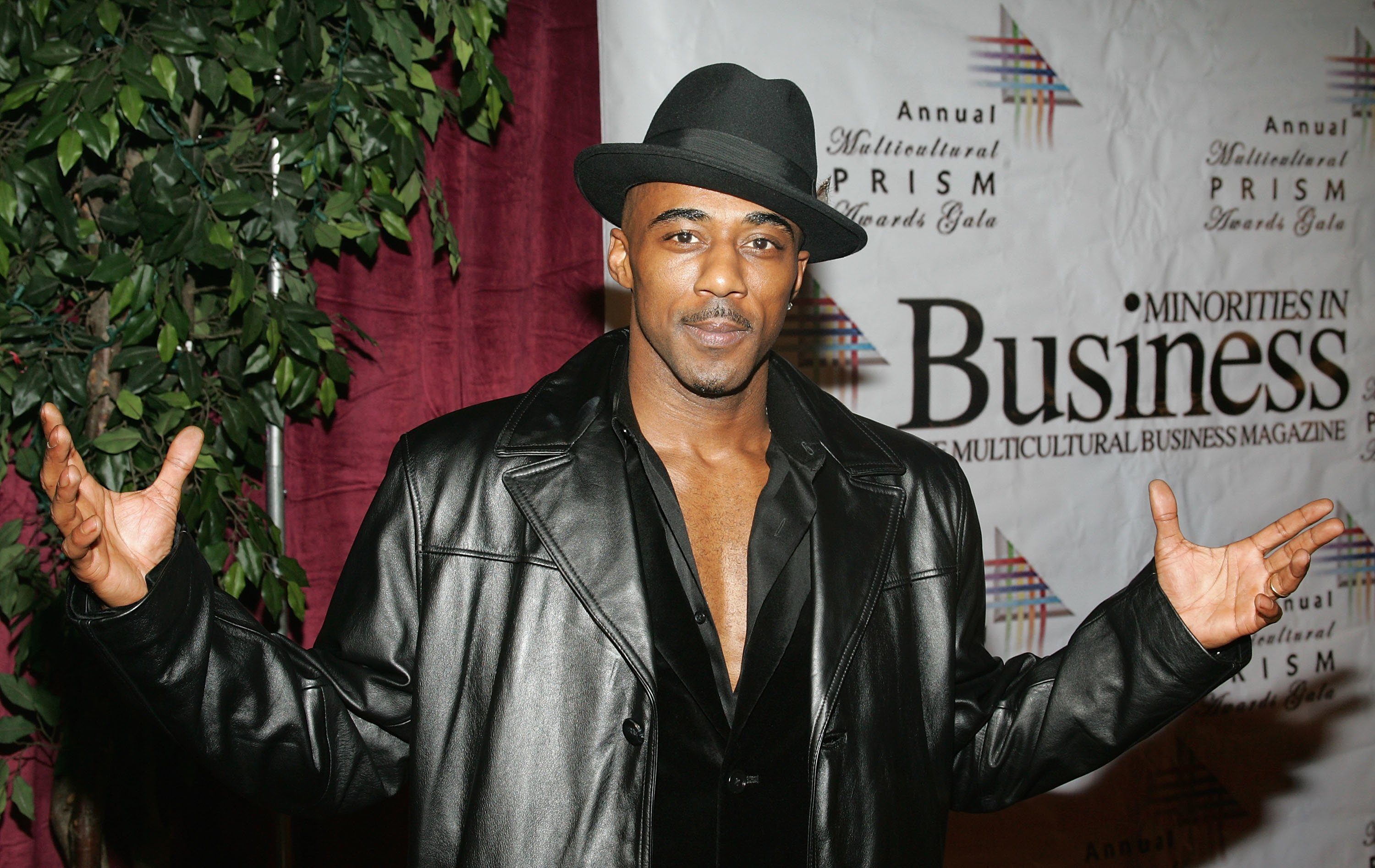 Ralph Tresvant at the Multicultural Prism Awards Gala/ Source: Getty Images