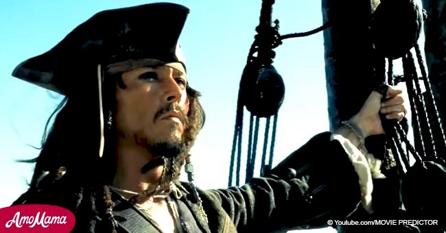 Disney could save $90 million by excluding Johnny Depp from 'Pirates of the Caribbean 6'