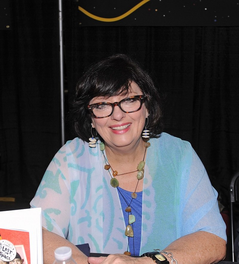 Angela Cartwright on April 30, 2017 in Secaucus, New Jersey | Photo: Getty Images