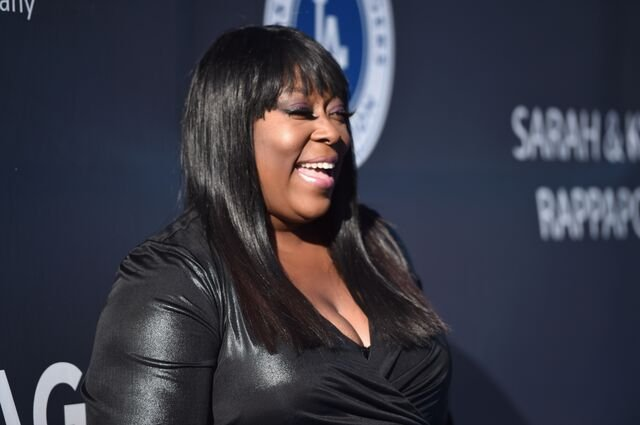 A portrait of Loni Love at a public event | Source: Getty Images