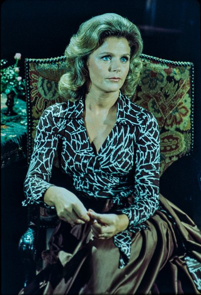 Lee Remick in New York, New York, circa 1975.   Photo: Getty Images