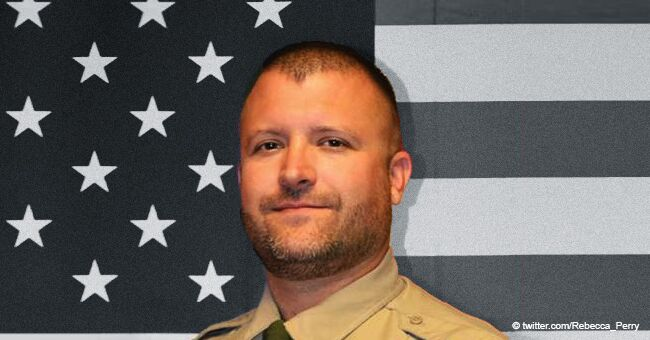 Deputy Sheriff and Married Father-Of-Three Was Shot Dead in the Line of Duty
