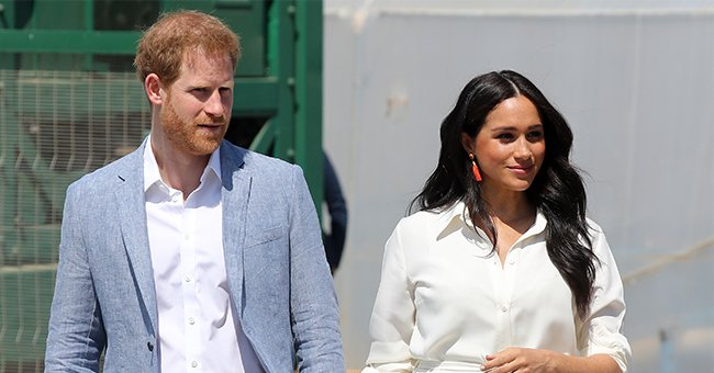 E! Online: Meghan Markle Had Hoped She Could Support Prince Harry at Prince Philip's Funeral
